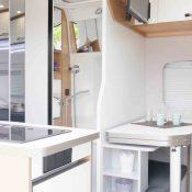 Kastenwagen Mooveo Van 60EB - Dinette