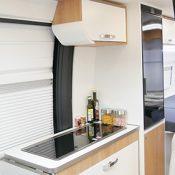Kastenwagen Mooveo Van 63EB - Küche