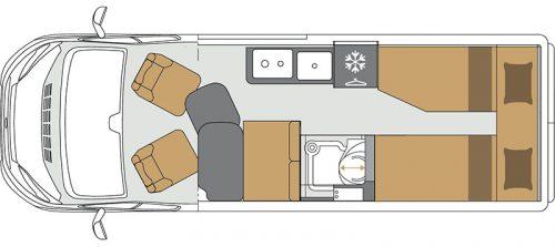 Mooveo Wohnmobil & Van kaufen neu